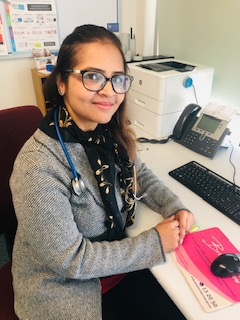 Dr Fatima Sana Ullah